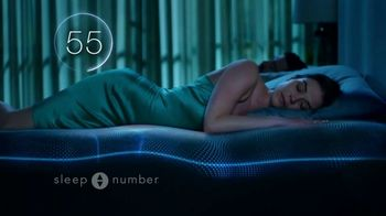 Sleep Number TV Spot, 'Weekend Special: Come Out Swinging' - Thumbnail 6