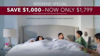 Sleep Number TV Spot, 'Weekend Special: Come Out Swinging' - Thumbnail 7
