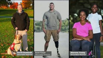 Wounded Warrior Project TV Spot, 'Thank YOU for Your Service' - Thumbnail 6
