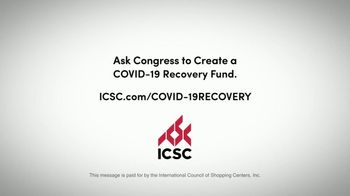 International Council of Shopping Centers TV Spot, 'COVID-19 Recovery Fund' - Thumbnail 7