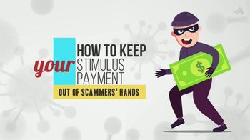 AARP Services, Inc. TV Spot, 'How to Keep Your Stimulus Check Out of Scammers' Hands'
