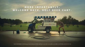 Michelob ULTRA TV Spot, 'Ready to Roll' Song by Richard Caiton - Thumbnail 10
