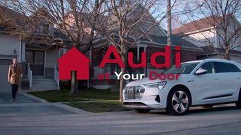 Audi TV Spot, 'Audi at Your Door' [T1] - Thumbnail 5