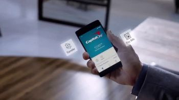 Capital One App TV Spot, 'There When You Need It' - Thumbnail 5