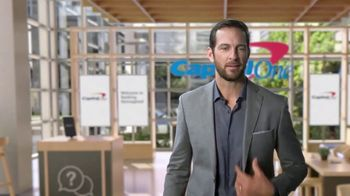 Capital One App TV Spot, 'There When You Need It' - Thumbnail 7