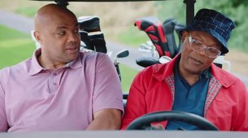 Capital One (Banking) TV Spot, 'In the Rough: Every Shot' Ft. Samuel L. Jackson, Charles Barkley