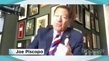 Boomer Naturals Face Masks TV Spot, 'Germaphobe' Featuring Joe Piscopo