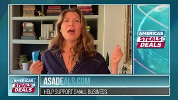 America's Steals & Deals TV Spot, 'Kelvin 17 and 4id' Featuring Genevieve Gorder - Thumbnail 2