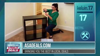 America's Steals & Deals TV Spot, 'Kelvin 17 and 4id' Featuring Genevieve Gorder - Thumbnail 4