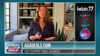 America's Steals & Deals TV Spot, 'Kelvin 17 and 4id' Featuring Genevieve Gorder - Thumbnail 6