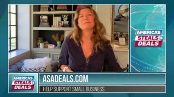 America's Steals & Deals TV Spot, 'Kelvin 17 and 4id' Featuring Genevieve Gorder - Thumbnail 7
