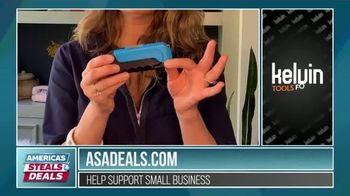 America's Steals & Deals TV Spot, 'Kelvin 17 and 4id' Featuring Genevieve Gorder