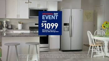 Lowe's Memorial Day Event TV Spot, 'Just Stopped Working' - Thumbnail 8
