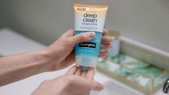 Neutrogena TV Spot, 'There's Nothing Deep Clean Can't Fix' - Thumbnail 8