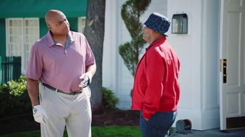 Capital One (Banking) TV Spot, 'In the Rough: Pro Shop' Ft. Samuel L. Jackson, Charles Barkley