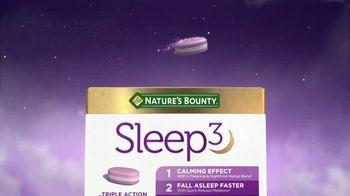 Nature's Bounty Sleep3 TV Spot, 'Unique Supplement' - Thumbnail 3