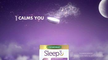 Nature's Bounty Sleep3 TV Spot, 'Unique Supplement' - Thumbnail 5