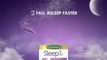 Nature's Bounty Sleep3 TV Spot, 'Unique Supplement' - Thumbnail 6