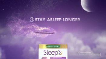 Nature's Bounty Sleep3 TV Spot, 'Unique Supplement' - Thumbnail 7