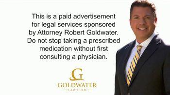 Goldwater Law Firm TV Spot, 'Opioid Addiction: Still Working'