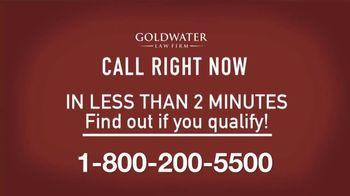 Goldwater Law Firm TV Spot, 'Opioid Addiction: Still Working' - Thumbnail 3