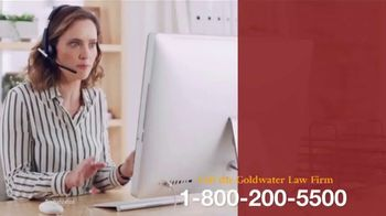 Goldwater Law Firm TV Spot, 'Opioid Addiction: Still Working' - Thumbnail 4