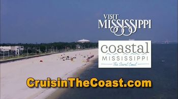 Visit Mississippi TV Spot, 'Cruisin' the Coast' - Thumbnail 7