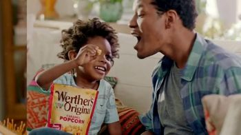 Werther's Original Caramel Popcorn TV Spot, 'A Crunch. Munch.' - 1093 commercial airings
