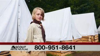 Greg Jones Law TV Spot, 'Scout Abuse Helpline'