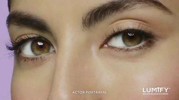 Lumify Eye Drops TV Spot, 'Amazing Looking Eyes'