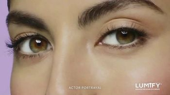 Lumify Eye Drops TV Spot, 'Amazing Looking Eyes'