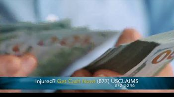 USClaims TV Spot, 'Injured in an Accident' - Thumbnail 3
