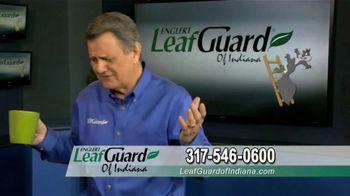 LeafGuard of Indiana TV Spot, 'Single Piece of Aluminum: 65% Off Labor' - Thumbnail 3