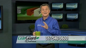 LeafGuard of Indiana TV Spot, 'Eliminate Health Hazards: 65% Off Labor' - Thumbnail 2
