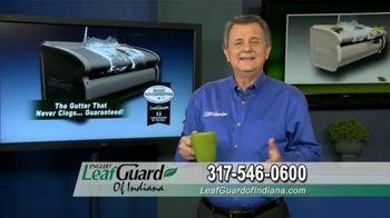 LeafGuard of Indiana TV Spot, 'Eliminate Health Hazards: 65% Off Labor' - Thumbnail 5
