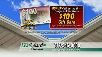 LeafGuard of Indiana TV Spot, 'Eliminate Health Hazards: 65% Off Labor' - Thumbnail 7