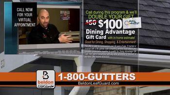 Beldon LeafGuard TV Spot, 'Clogged Gutters: 75% Off Labor' - Thumbnail 8