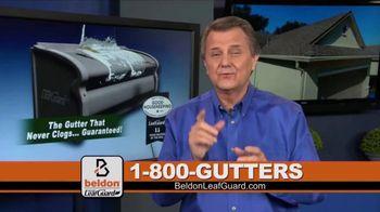 Beldon LeafGuard TV Spot, 'Clogged Gutters: 75% Off Labor' - Thumbnail 7