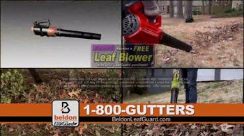 Beldon LeafGuard TV Spot, 'Clogged Gutters: 75 Percent Off Labor' - Thumbnail 4