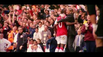 Premier League TV Spot, 'Iconic Manager: Arsene Wenger'