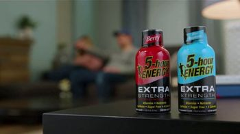 5-Hour Energy Extra Strength TV Spot, 'Back to Work'