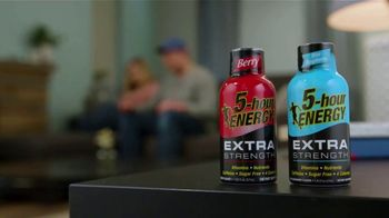5-Hour Energy Extra Strength TV Spot, 'Back to Work'
