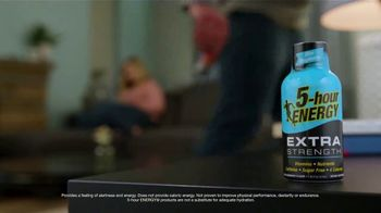 5-Hour Energy Extra Strength TV Spot, 'Back to Work' - Thumbnail 6