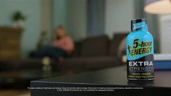 5-Hour Energy Extra Strength TV Spot, 'Back to Work' - Thumbnail 7