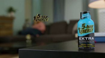 5-Hour Energy Extra Strength TV Spot, 'Back to Work' - Thumbnail 8