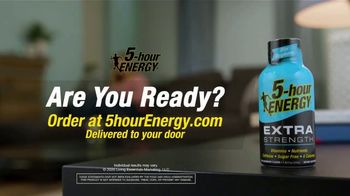 5-Hour Energy Extra Strength TV Spot, 'Back to Work' - Thumbnail 9