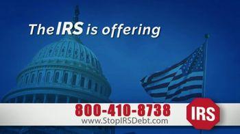 StopIRSDebt.com TV Spot, 'Can't Pay Bills?' - Thumbnail 1