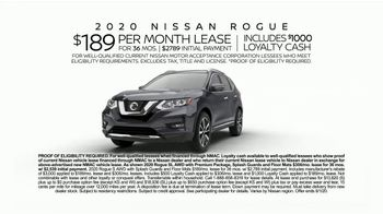 2020 Nissan Rogue TV Spot, 'All Around Protection' [T2] - Thumbnail 9