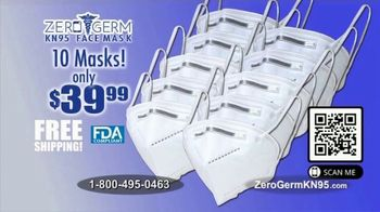 Zero Germ KN95 Face Mask TV Spot, 'Medical Grade Masks' - Thumbnail 8