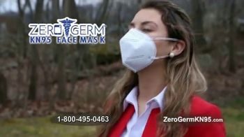 Zero Germ KN95 Face Mask TV Spot, 'Medical Grade Masks' - Thumbnail 2